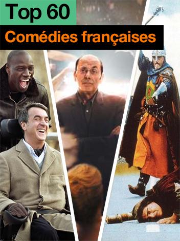 Top 60 comédies françaises