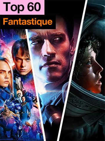 Top 60 fantastique
