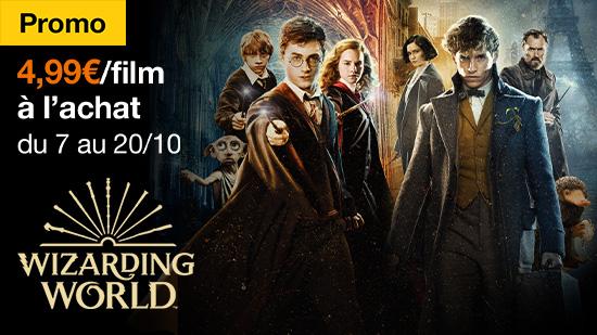 Wizarding world