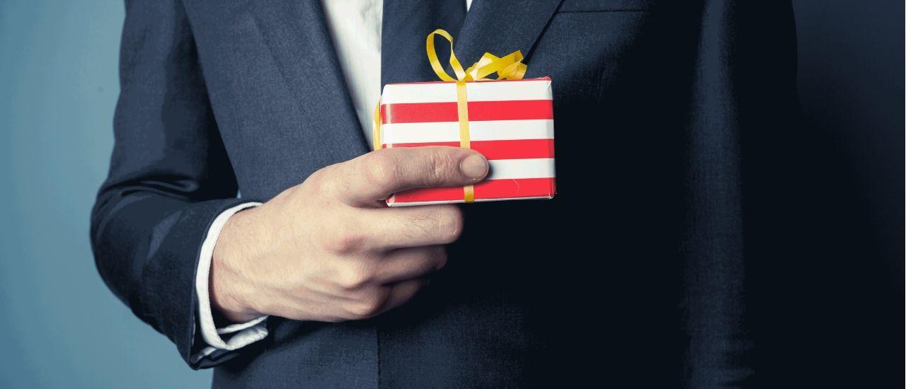 Quelle fiscalité pour les cadeaux d'affaires ?