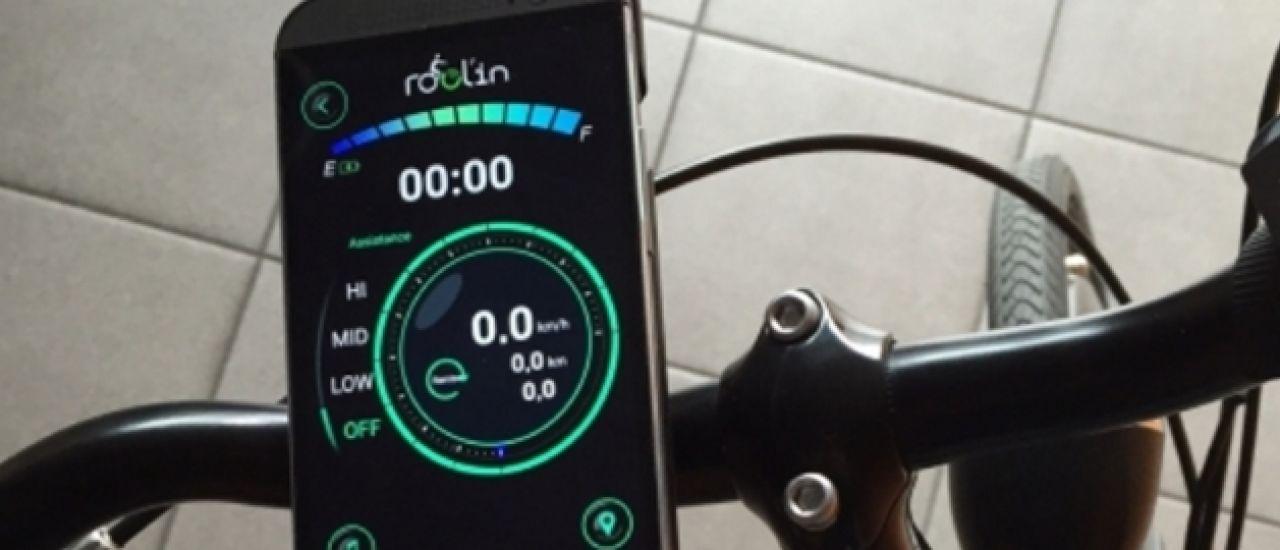 Prêt pour un tour de vélo connecté ?