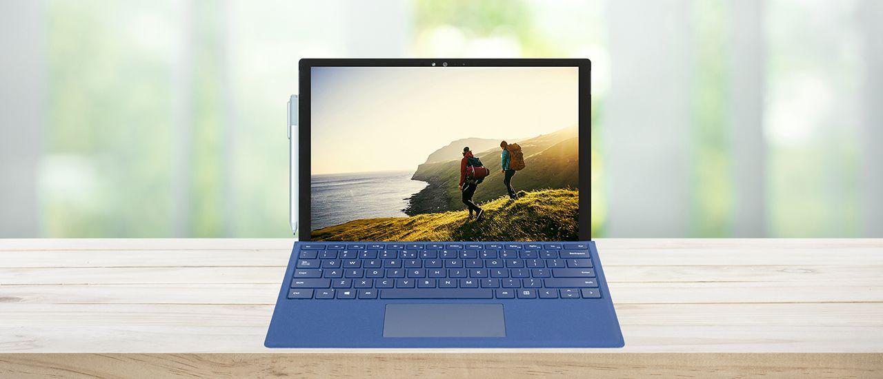 Surface Pro 4 : la tablette qui remplace votre ordinateur