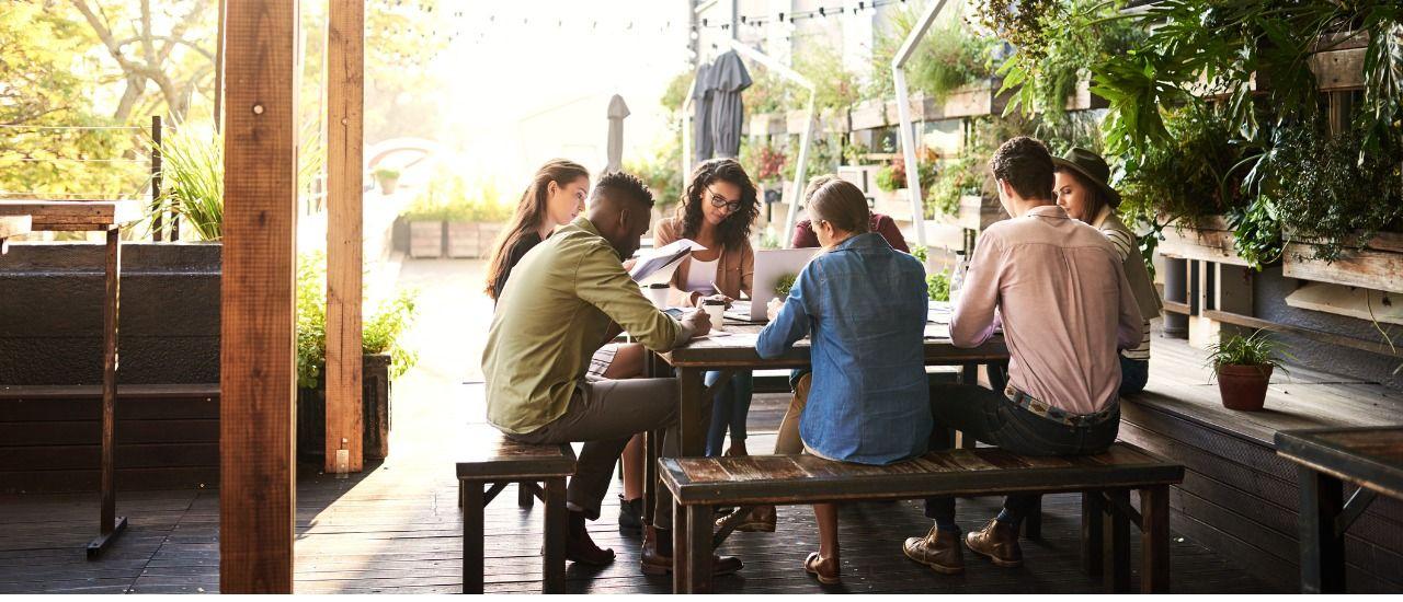 Cafés : les espaces de travail de demain ?