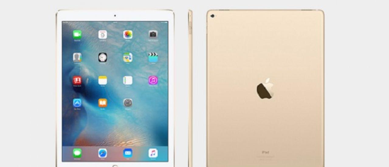 iPad Pro, un nouveau format et toujours plus d'innovation