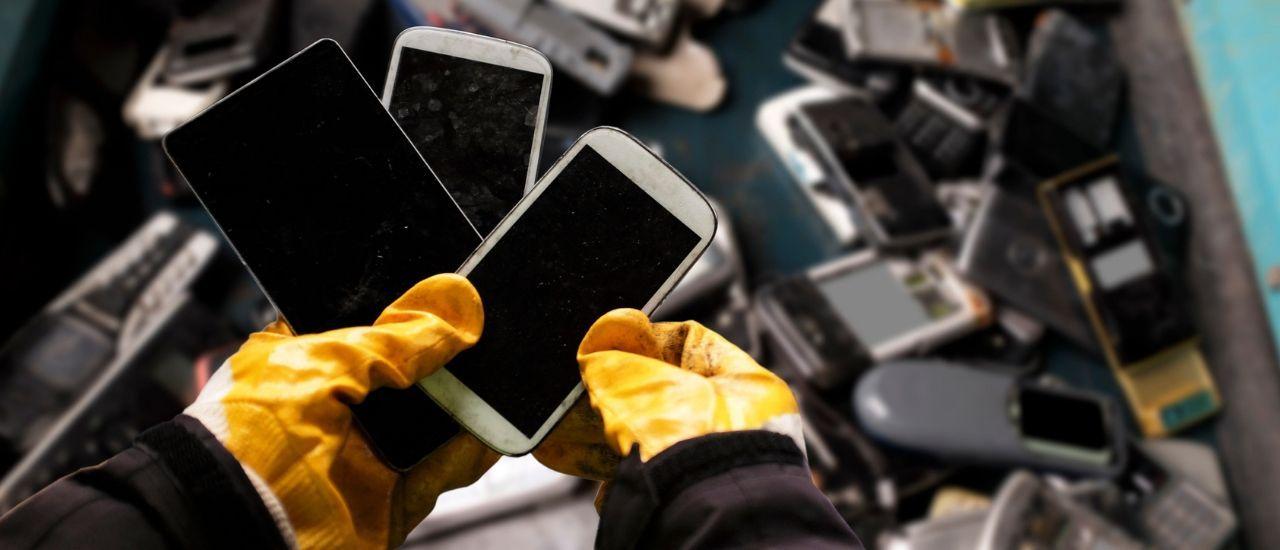 Recycler son smartphone, ça rapporte !