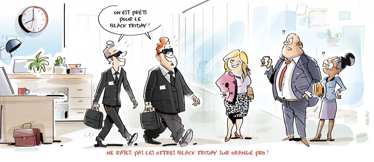 Black Friday : retrouvez des remises très pro