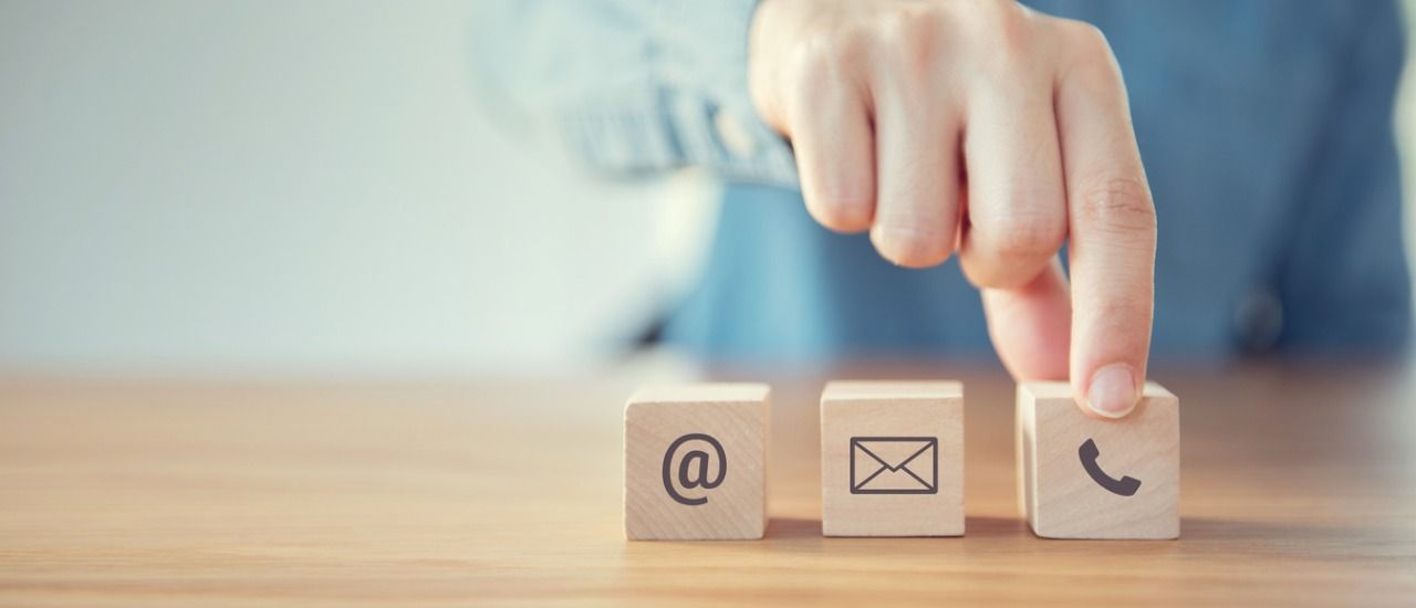 3 solutions pour rester en contact avec vos clients et partenaires