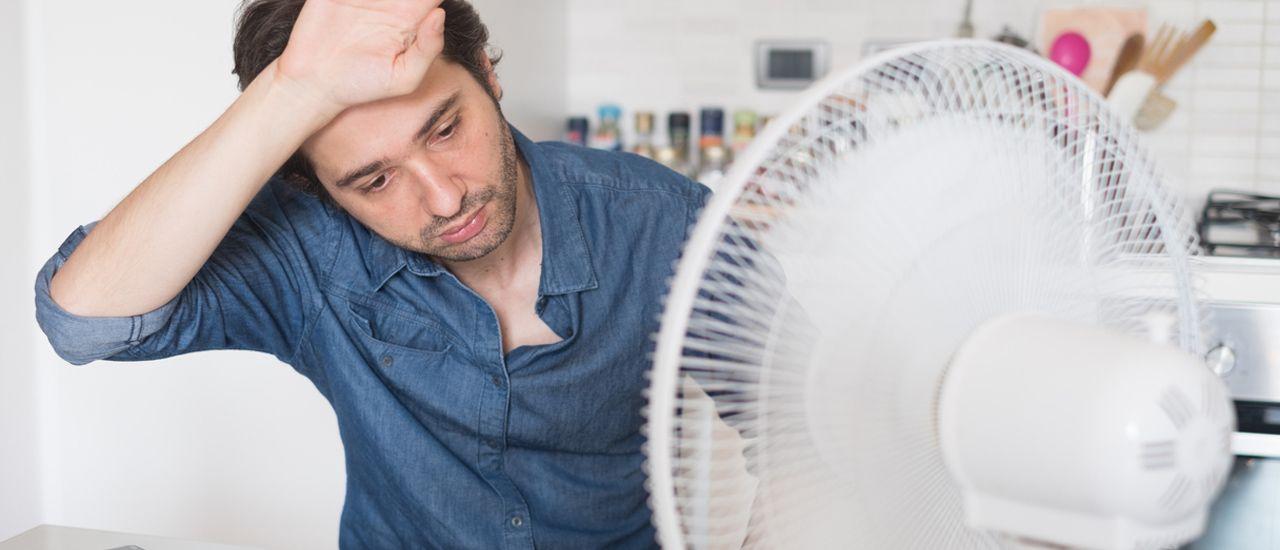 Les objets intelligents qui protègent contre les fortes chaleurs