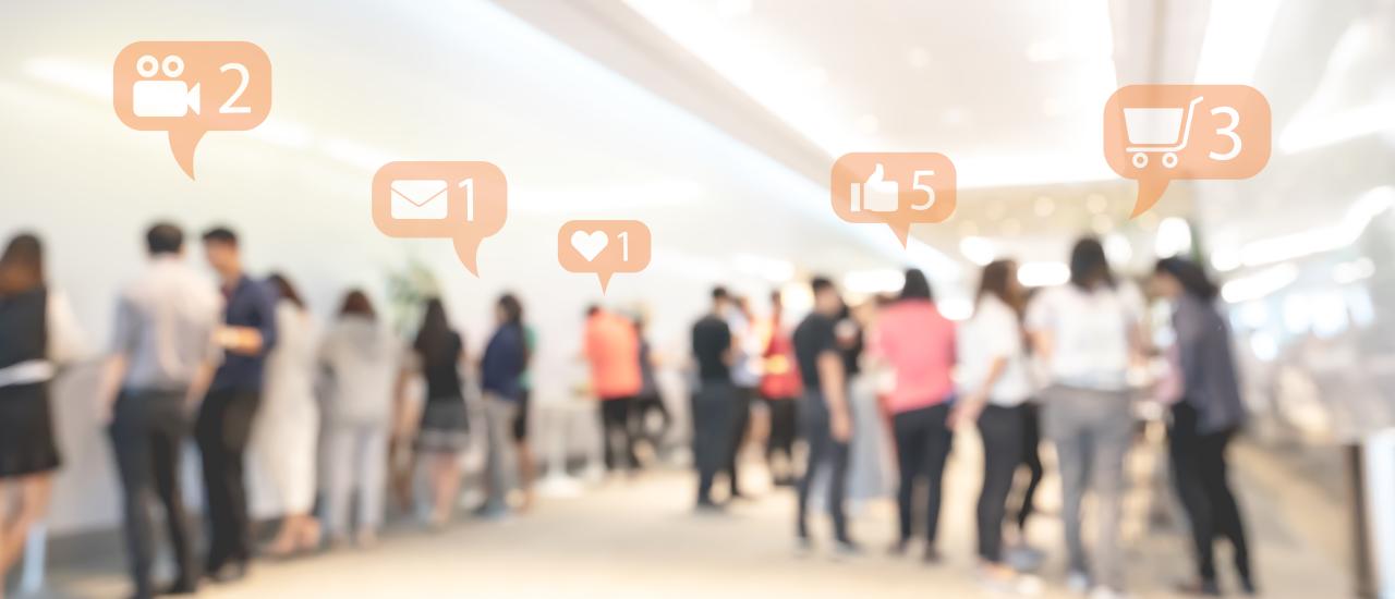 Comment optimiser votre visibilité sur les salons grâce aux réseaux sociaux ?