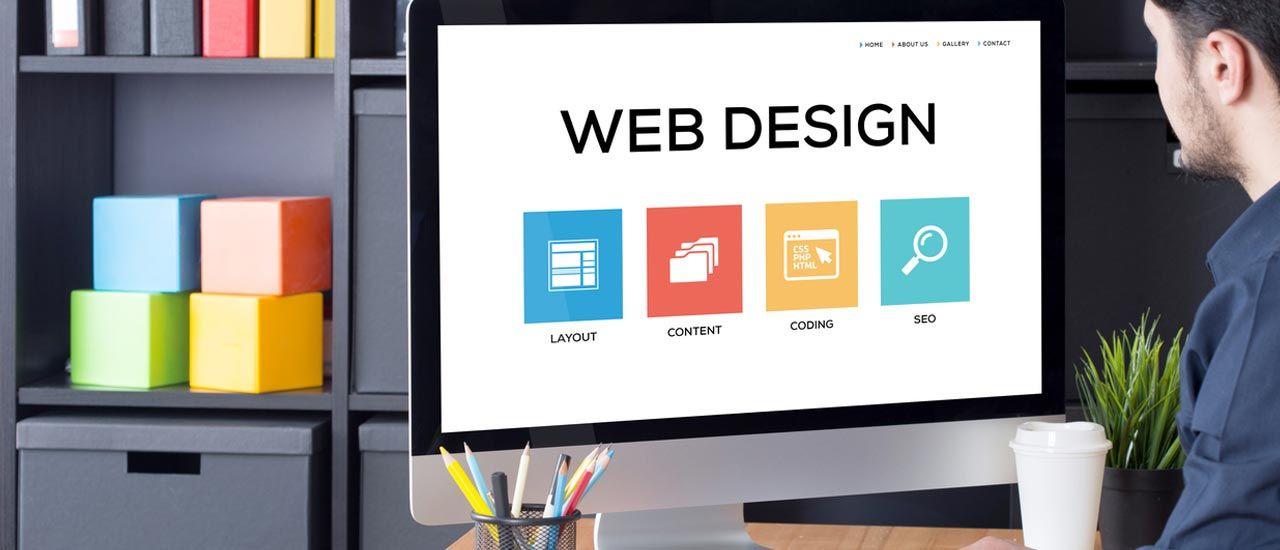 Comment réaliser un site internet avec un webdesign adapté ?