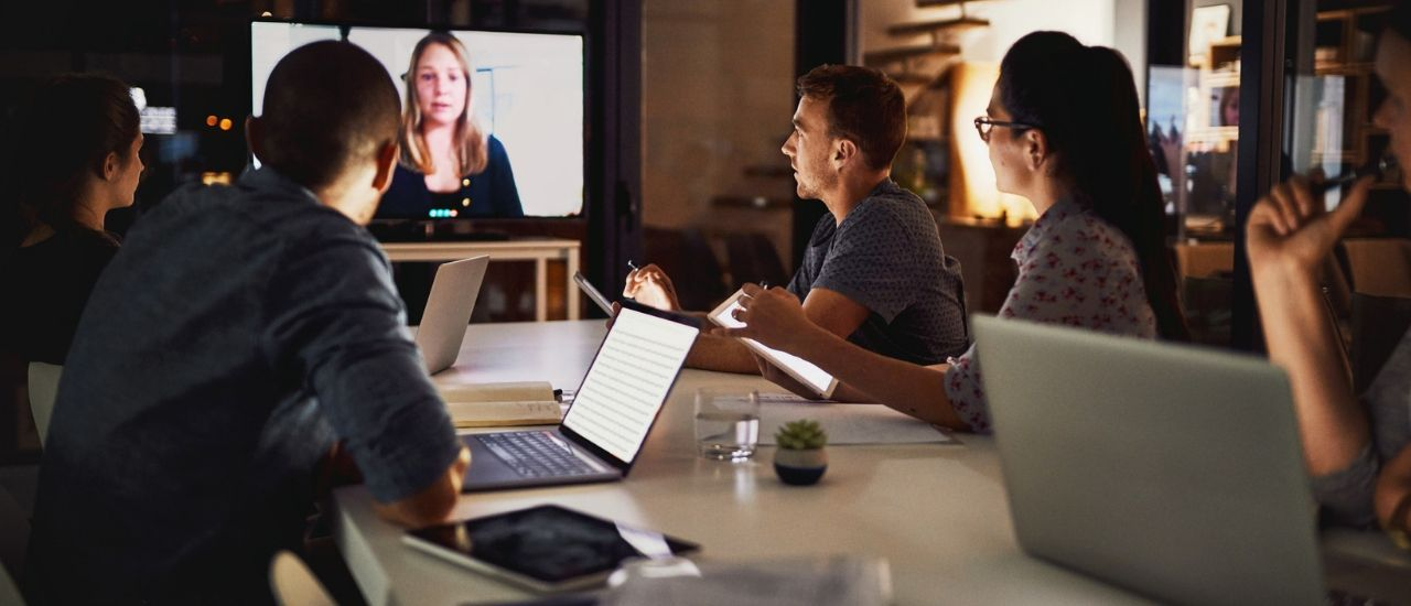 La visioconférence comme outil de collaboration