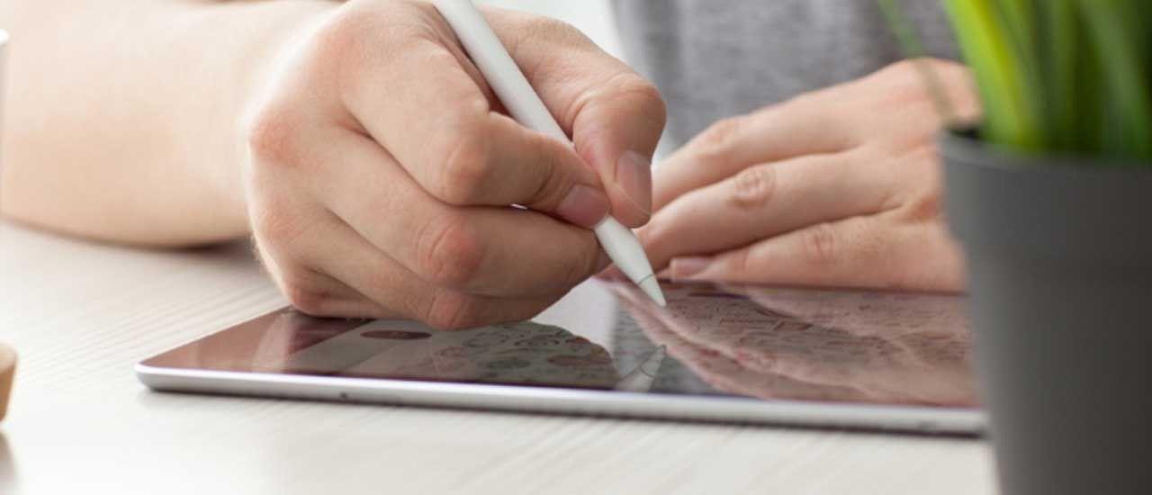 3 applications pour dessiner comme un pro avec son iPad
