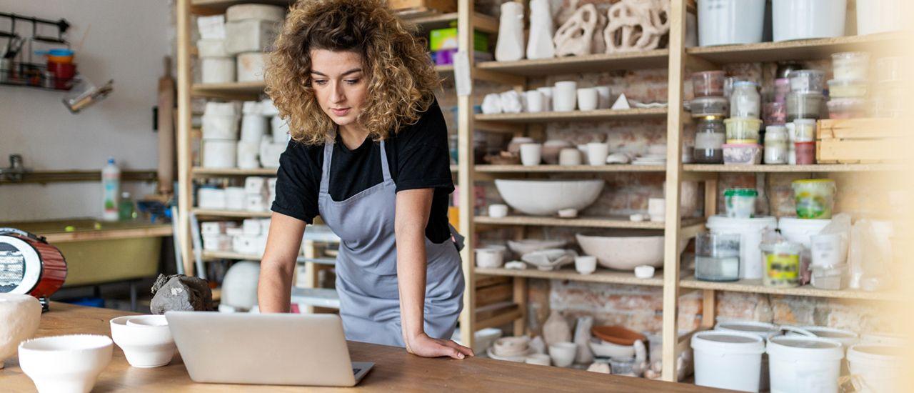 Un chèque numérique pour les commerçants et les artisans en Île-de-France