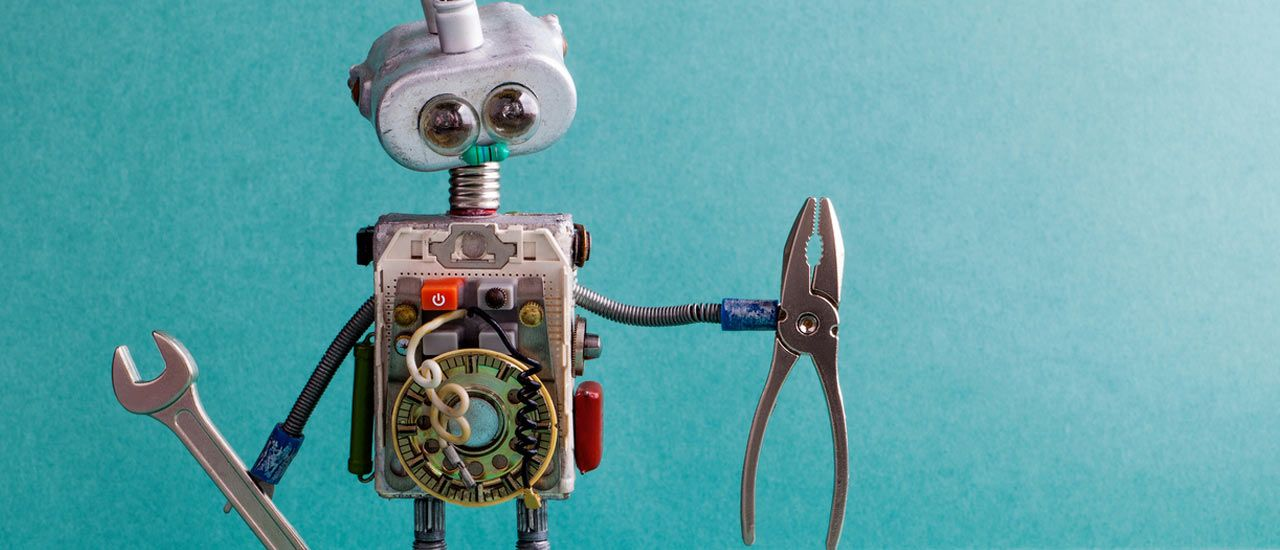 3 robots au service des professionnels