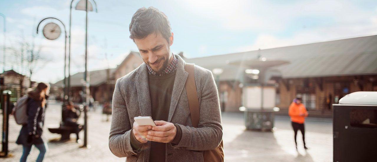 Pilotez votre téléphone fixe pro avec votre smartphone