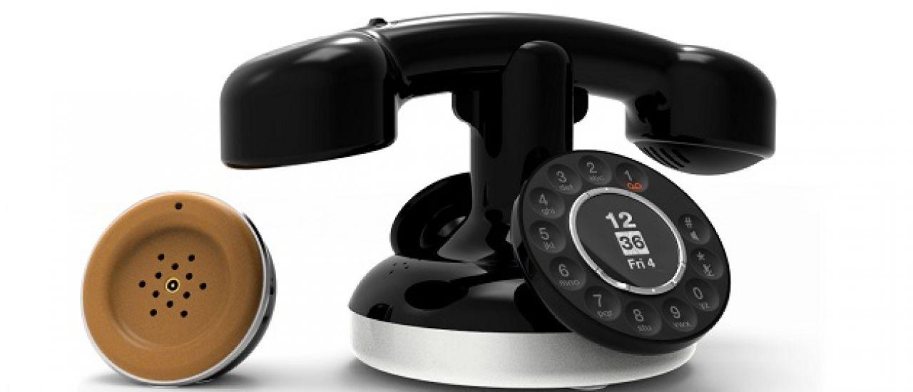 NeoRetro, retour vers le futur du téléphone fixe