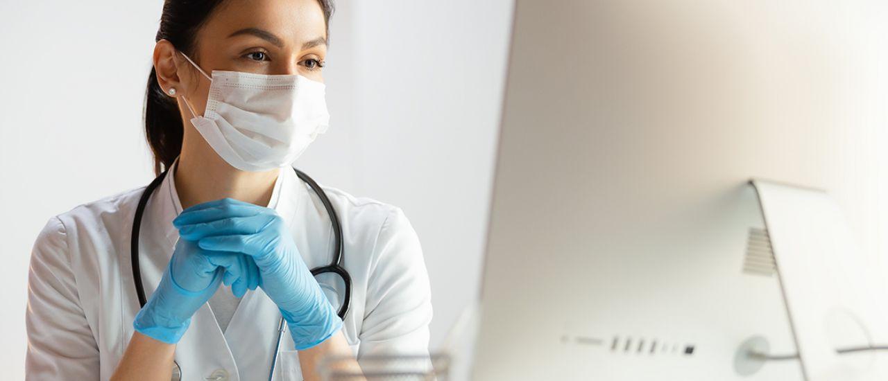 Professionnels de santé : communiquez par mail en toute sécurité