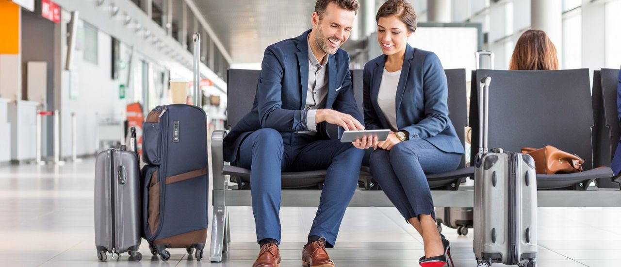 Une carte interactive des codes WiFi des aéroports