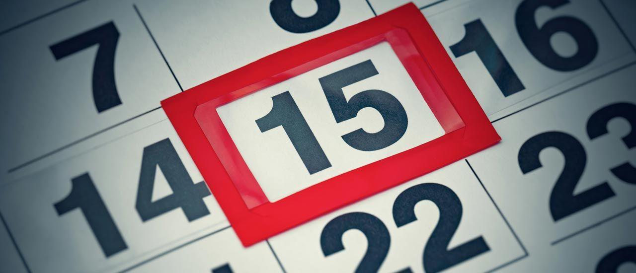 Acomptes de CET : après le 15 juin, ce sera trop tard !