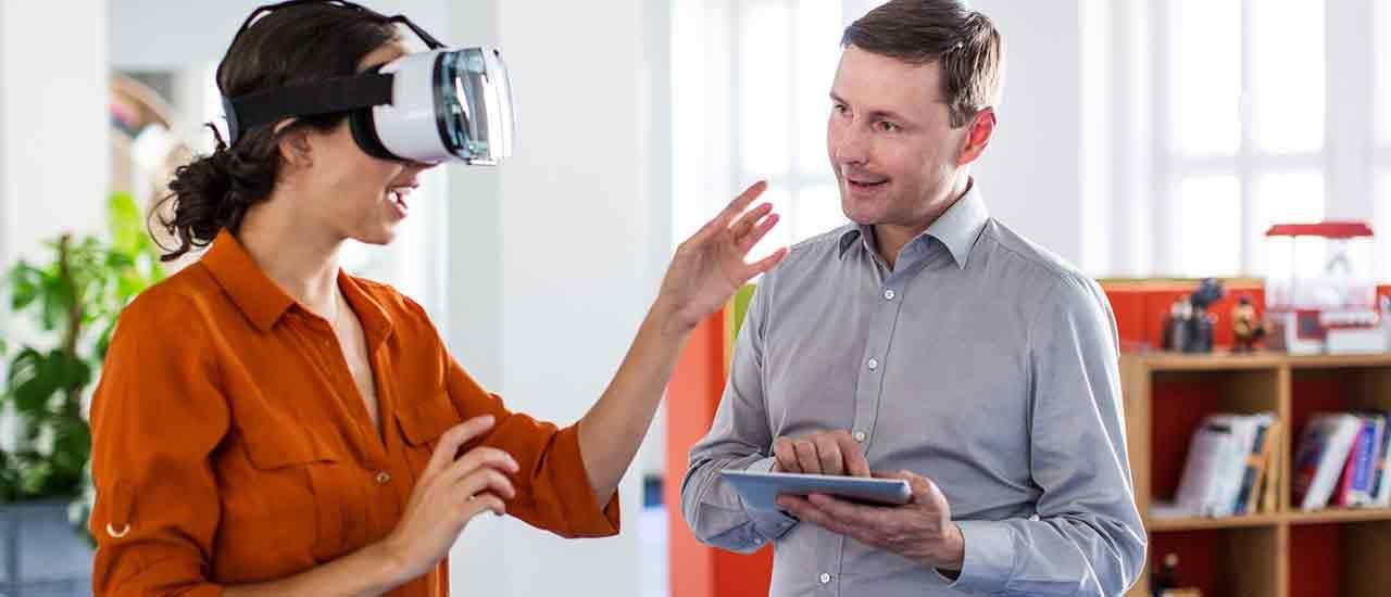 Virtuality, un salon tout sauf virtuel