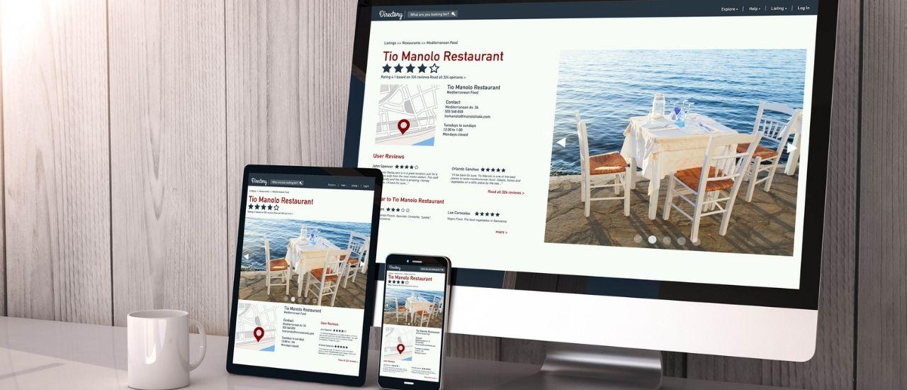 Avoir un site adapté au mobile
