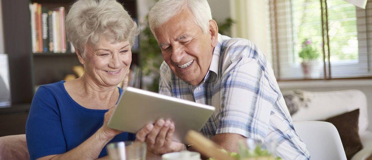 Les seniors : une population connectée