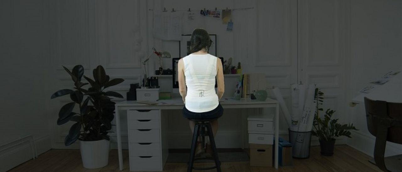 Percko, le textile intelligent qui soulage votre dos