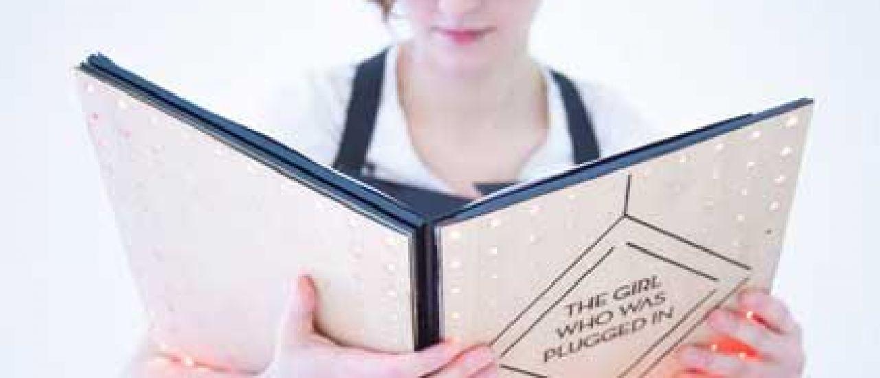 Restez à la page avec les livres connectés !