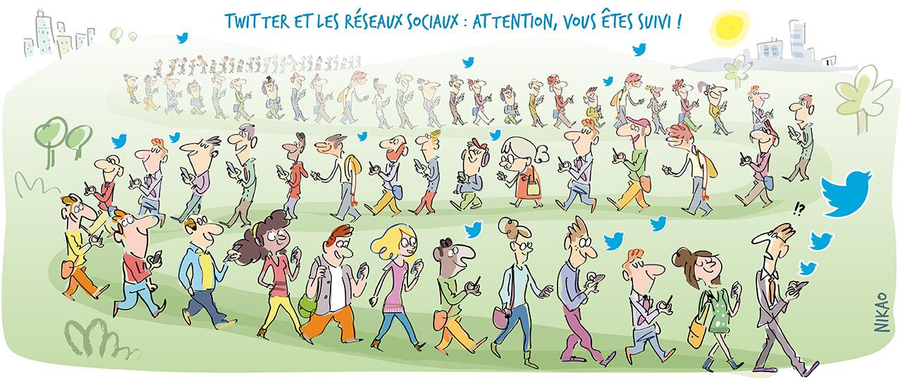 Twitter et les réseaux sociaux, vous n'êtes pas seul