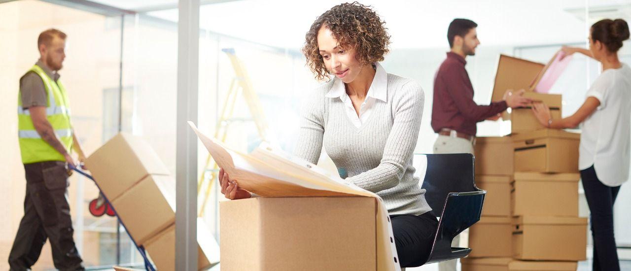 Déménager son entreprise avec rigueur et organisation