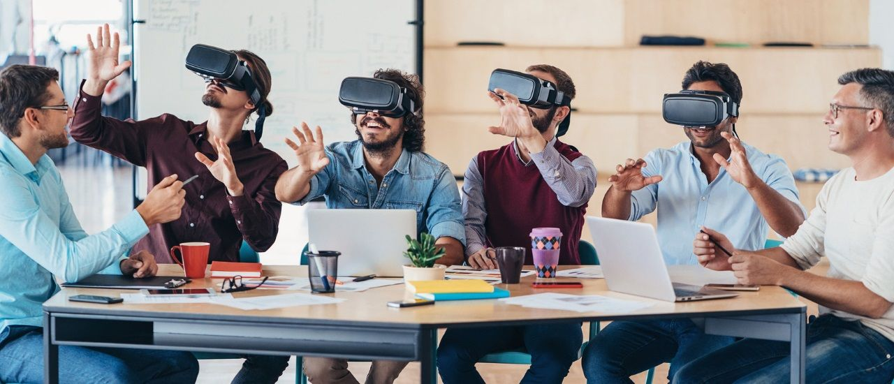 La réalité virtuelle et augmentée au service des pros