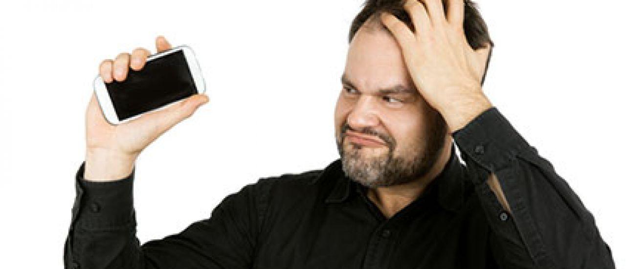Savez-vous qu'il suffit parfois de redémarrer votre téléphone pour résoudre les problèmes ?