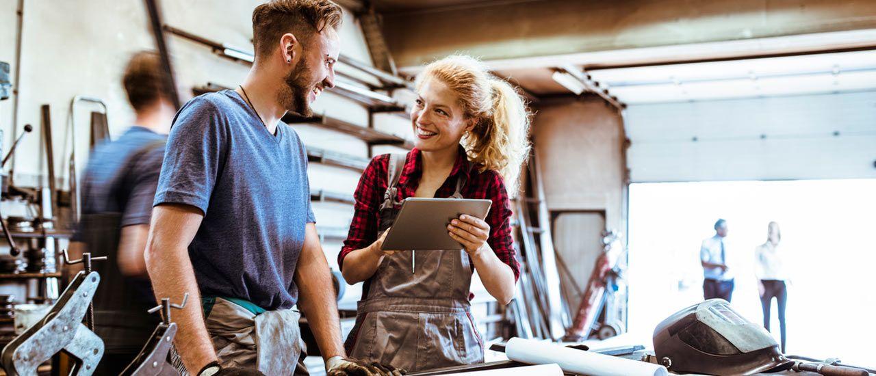Ces plateformes qui changent le métier des artisans