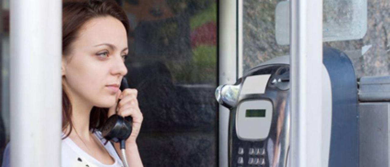 Défendons les cabines téléphoniques !