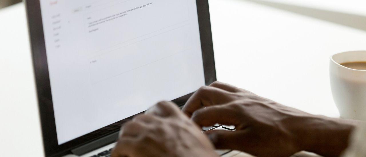 8 règles à connaître avant de rédiger un e-mail