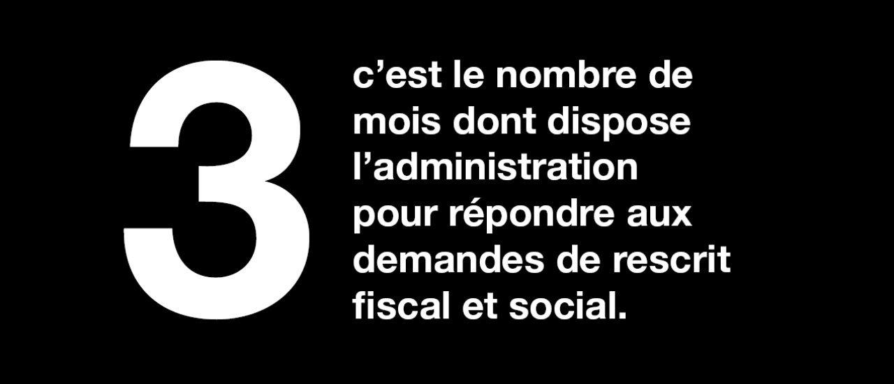 Procédure de rescrit fiscal et social : mode d'emploi