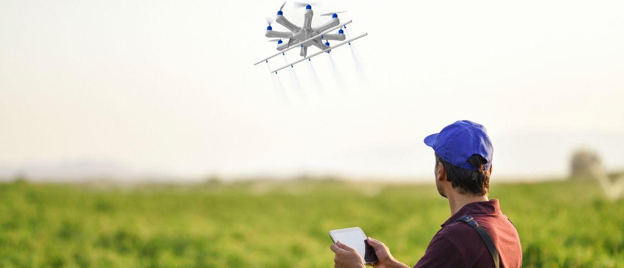 Les drones sont-ils un plus pour les agriculteurs ?