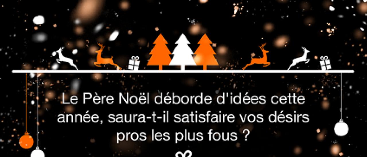 Concours Facebook : un Noël de Pro