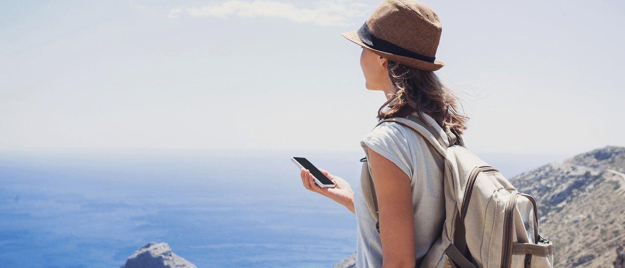 Préparer les vacances de son mobile