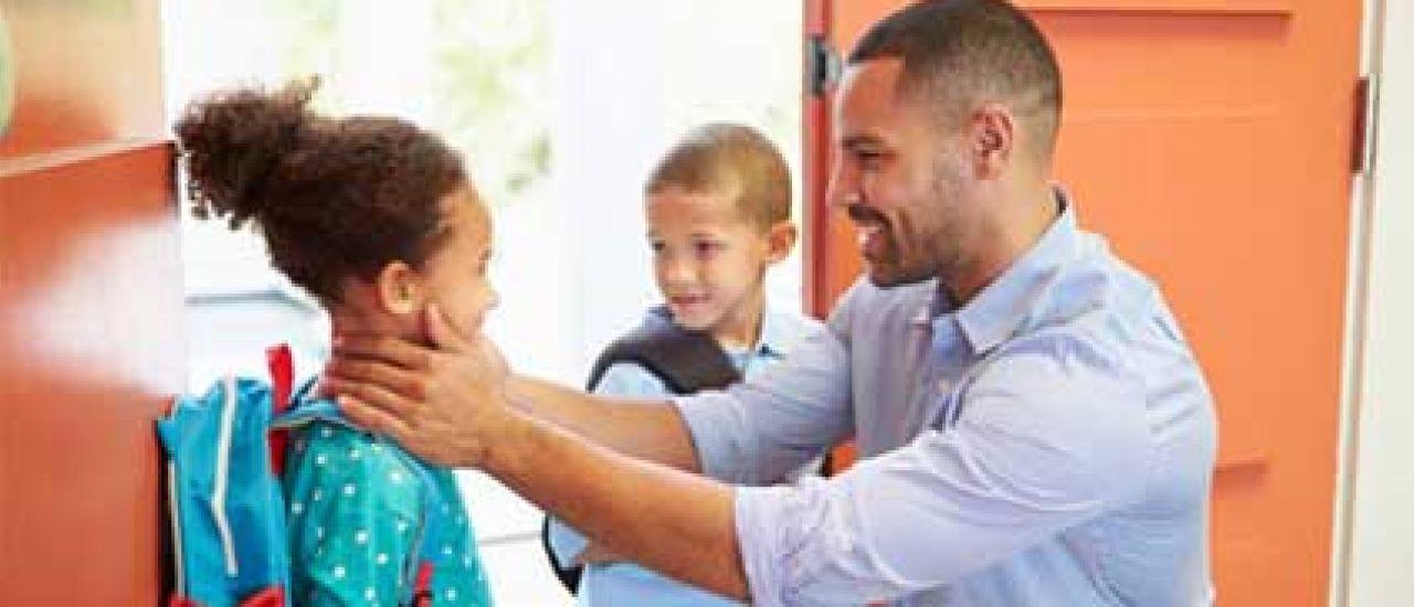 Spécial rentrée : restez connecté avec votre enfant