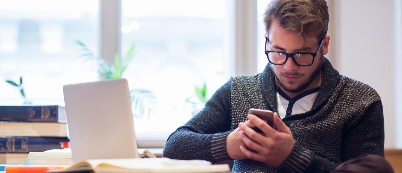 Trouvez un mot sur une page Internet de votre iPhone
