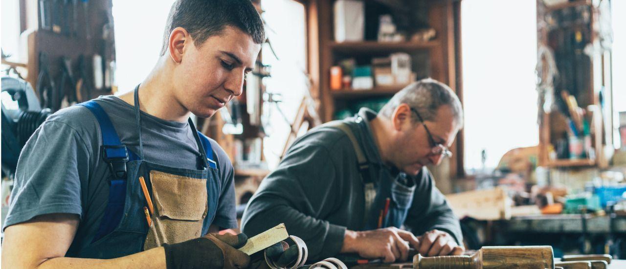 Une aide financière pour relancer l'apprentissage