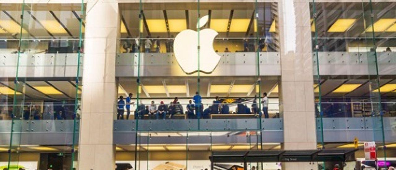 Quoi de neuf chez Apple ?