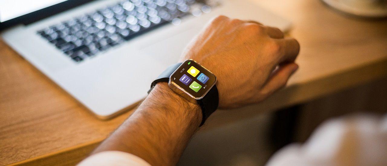 Quand les montres connectées servent aux pros