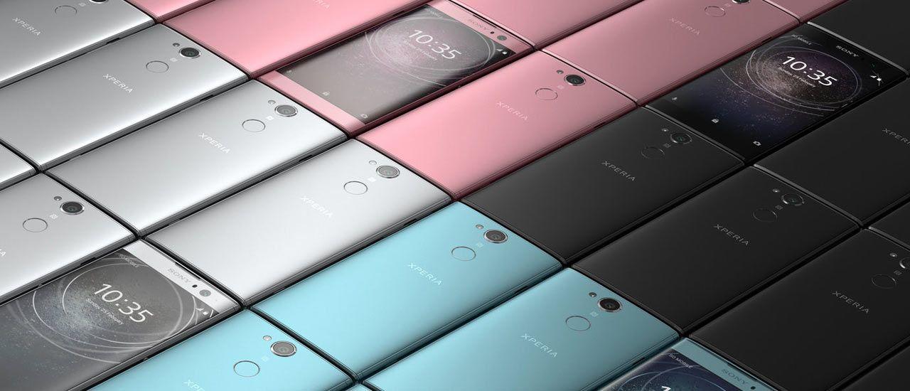 Xperia XA2 : un concentré du savoir-faire de Sony