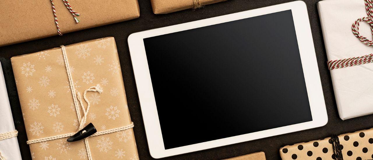 Nos idées cadeaux high-tech pour des fêtes connectées