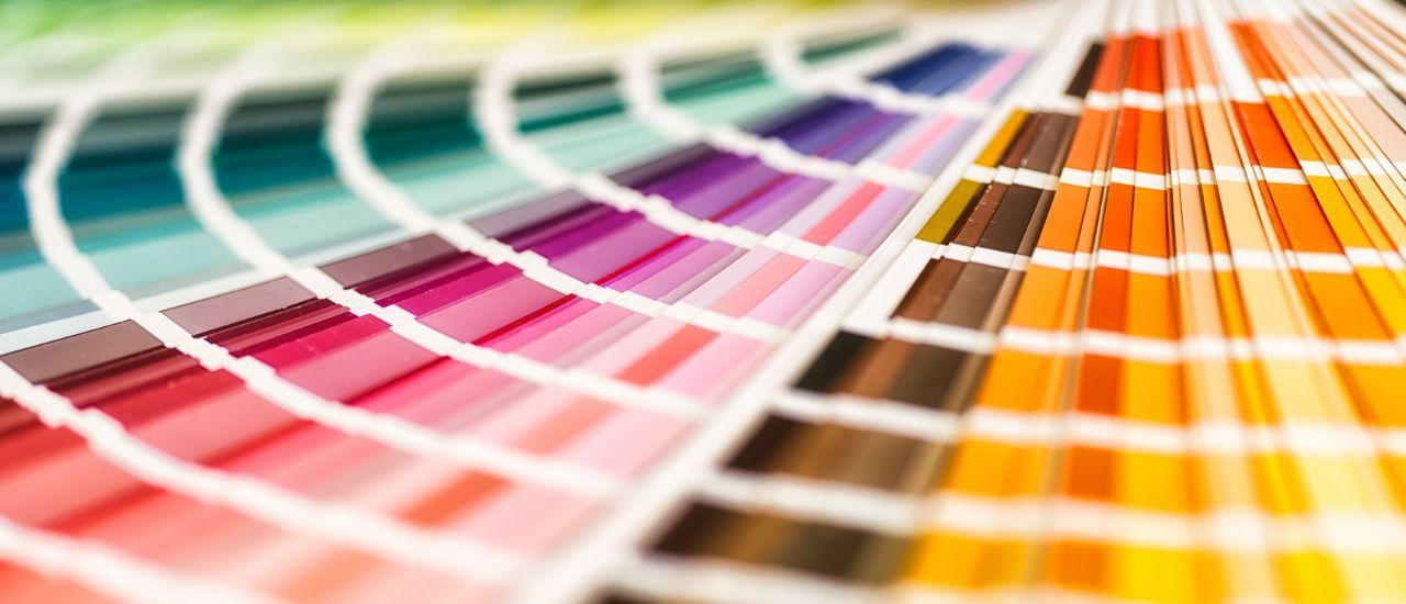 Des couleurs à l'image de votre activité