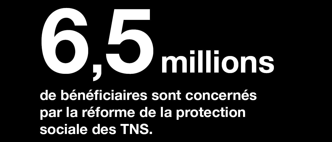 Protection sociale des TNS : quelles nouveautés en 2018 ?