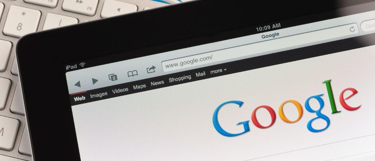 Le droit à l'oubli sur Google