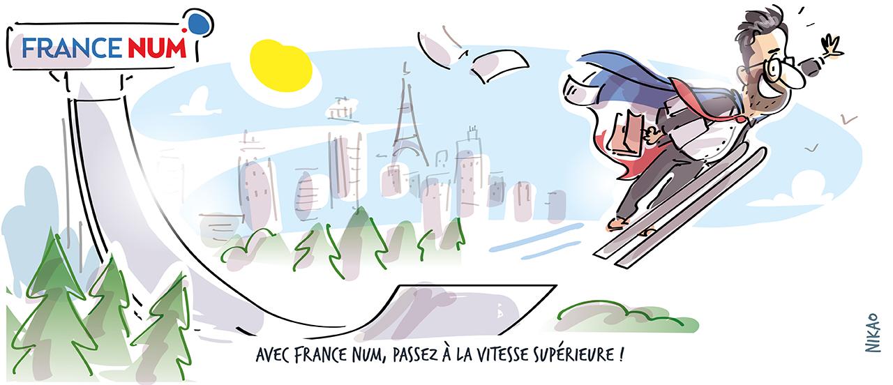 France Num : le portail est lancé !